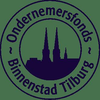 Logo Ondernemersfonds binnenstad Tilburg
